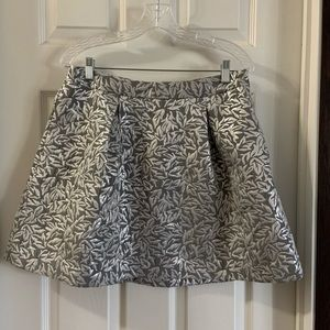 Behnaz Sarafpour for Target Silver/Grey Skirt 9
